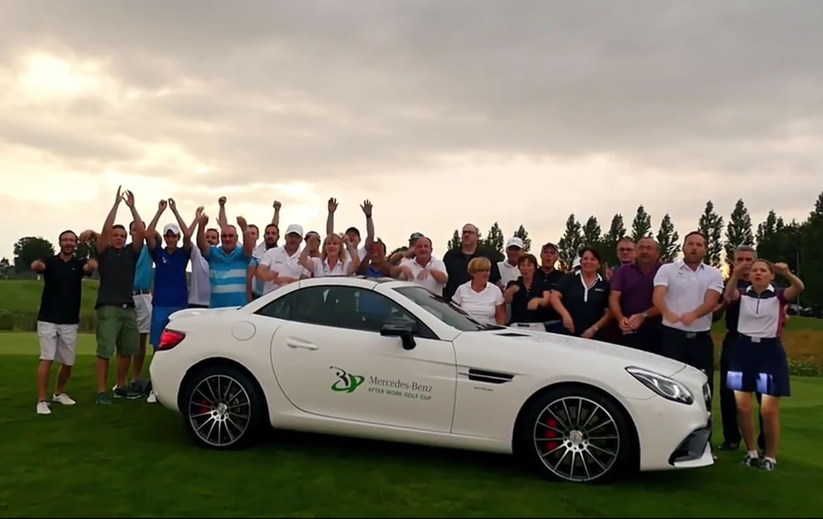 Mercedes-Benz After Work Golf Cup in Stromberg