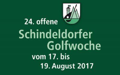 24. Schindeldorfer Golfwoche