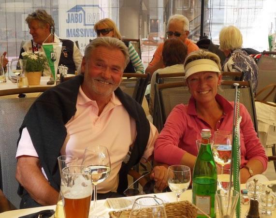 Land und Golf Hotel Terrasse