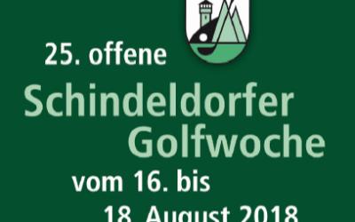 25. Schindeldorfer Golfwoche