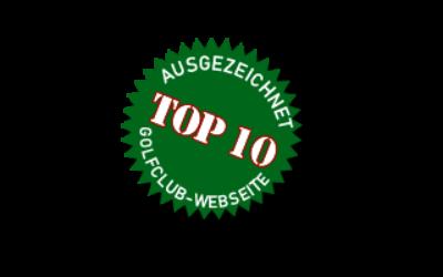 Auszeichnung unserer Webseite