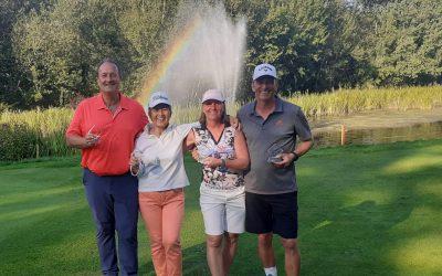 Clubmeister 2021 im Golfclub Stromberg